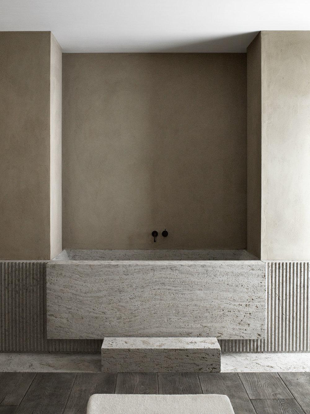 The Bath Salon designed by Nicolas Schuybroek Architects