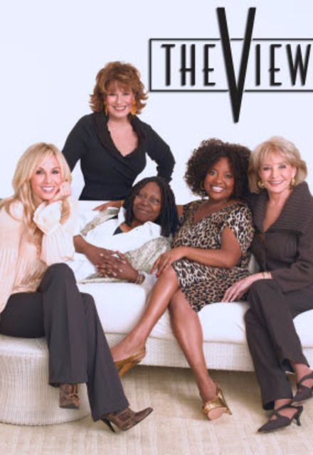 Photo take from The View on ABC