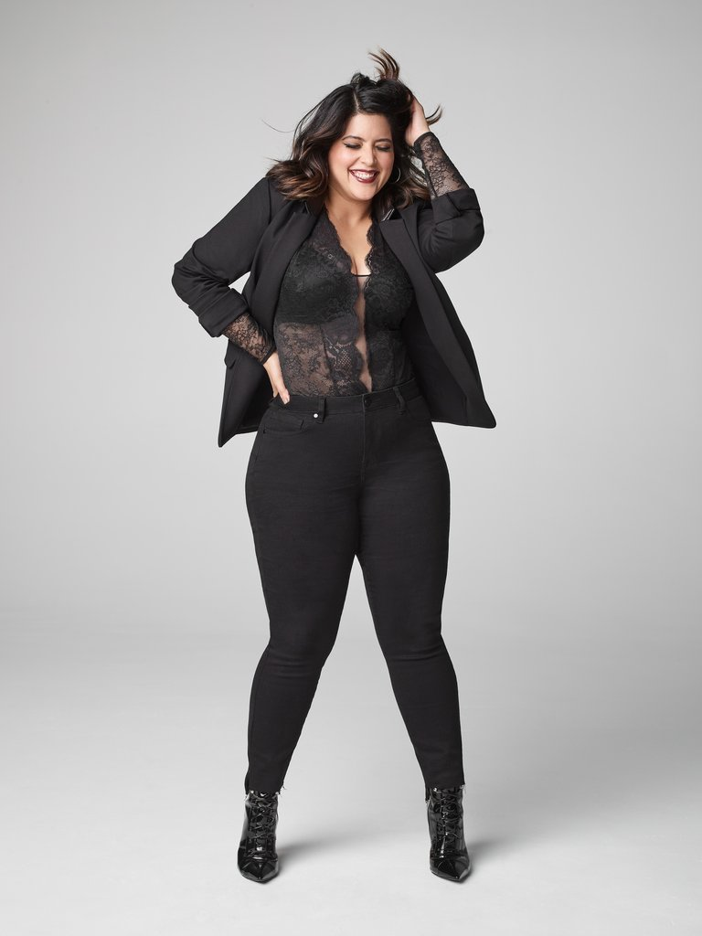 Photo taken from Lane Bryant