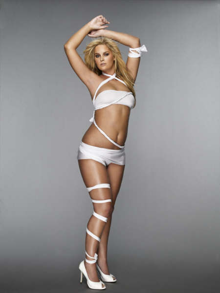 Photoof Whitney Thompson - Taken from America's Next Top Model