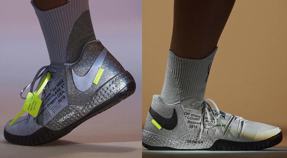 Photo taken from Nike