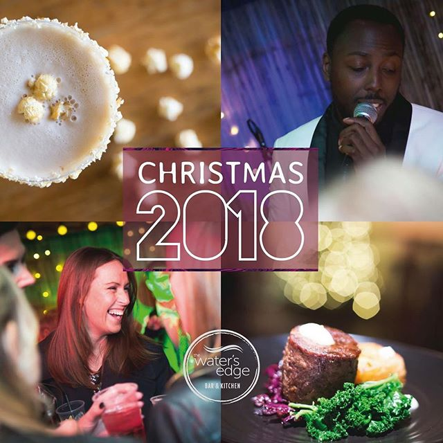 #Christmas Party Menu now available! Book early to avoid disappointment bit.ly/2lXpuzD