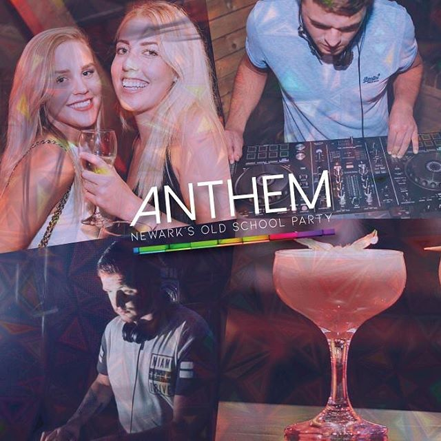 With just over a week to go and the last few tickets remaining, we're giving away a VIP experience to our #Anthem club night right here in Newark on Saturday 22nd September! An amazing night of old school R'n'B, garage and club classics with top UK DJs.  You and five friends could enjoy free tickets, a reserved table and a bottle of prosecco worth £85. To be in with a chance, just #Like and #Tag five friends in this post. Get yours now at bit.ly/2OKpSyA  #2For10 Cocktails | Photographer | Grazing Menu *If you win and you've already bought tickets, we'll refund you!