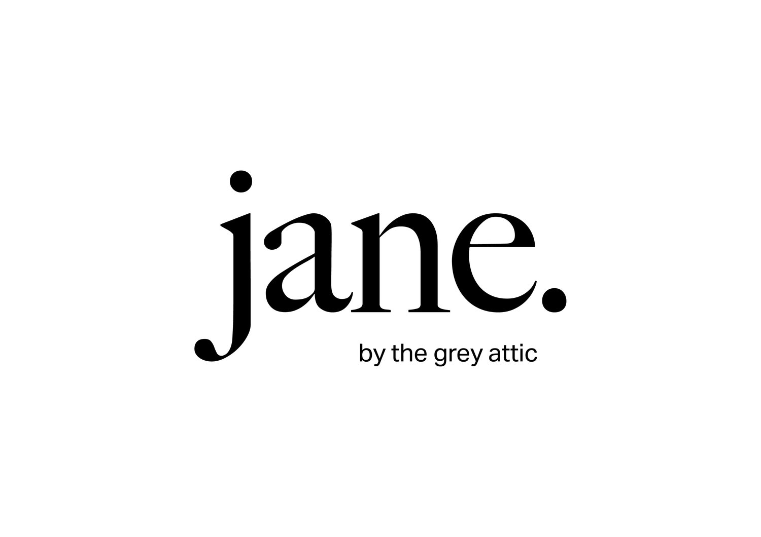 jane. by the grey attic