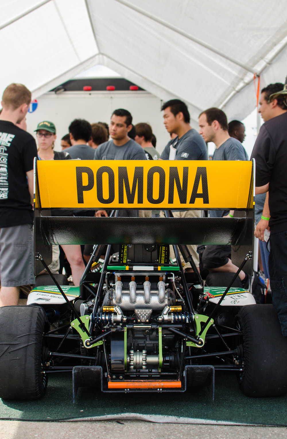 Wing of Car in Paddock (1 of 1).jpg