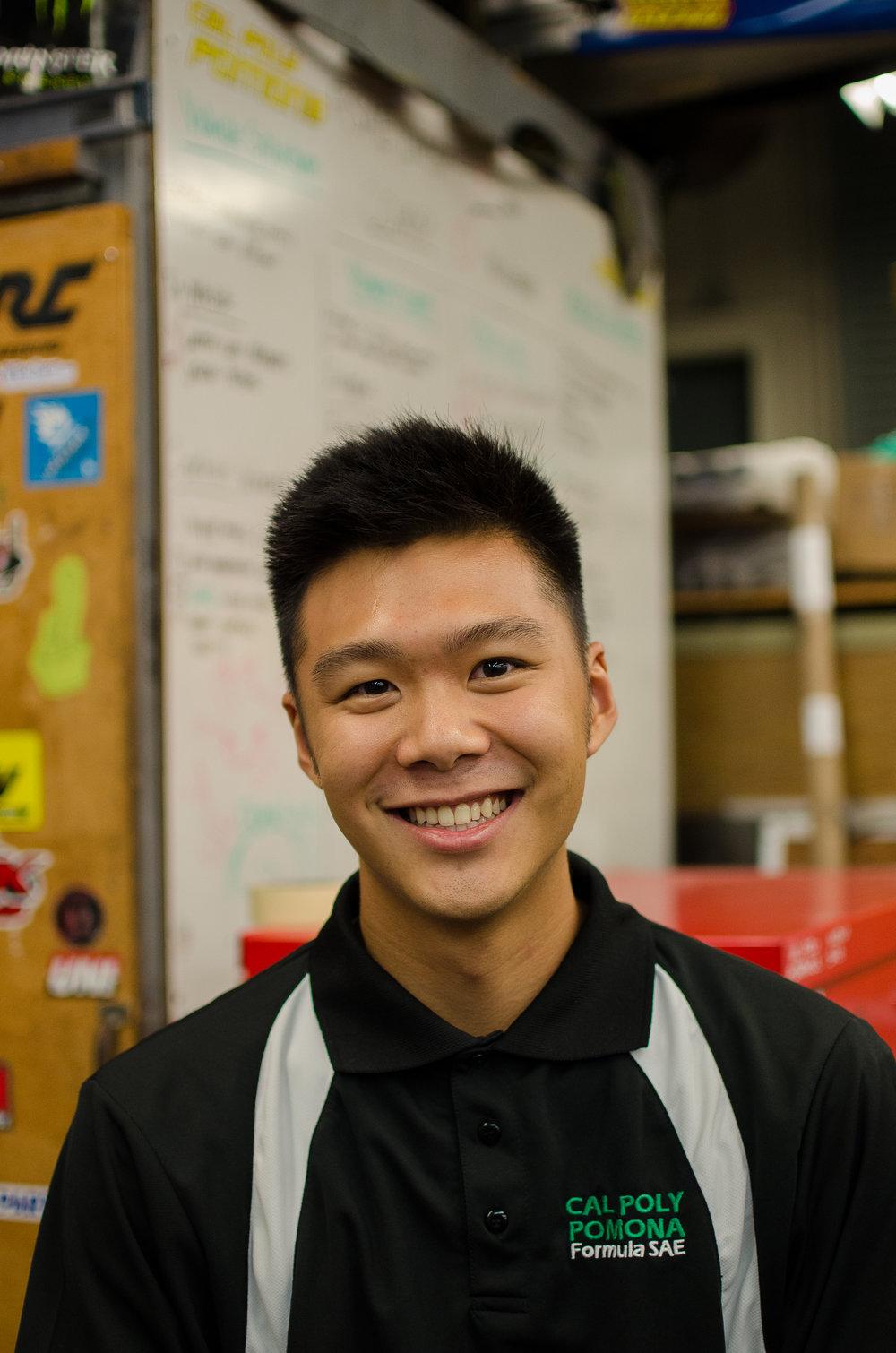 kevin wong Powertrain Lead Intake/Turbo Captain kwong1@cpp.edu