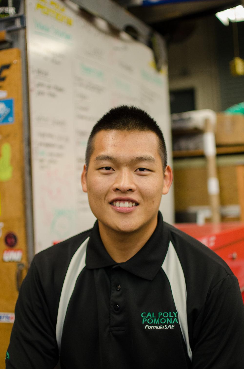 Jacky Hsieh - Shifter/ETC Captain chunghsieh@cpp.edu