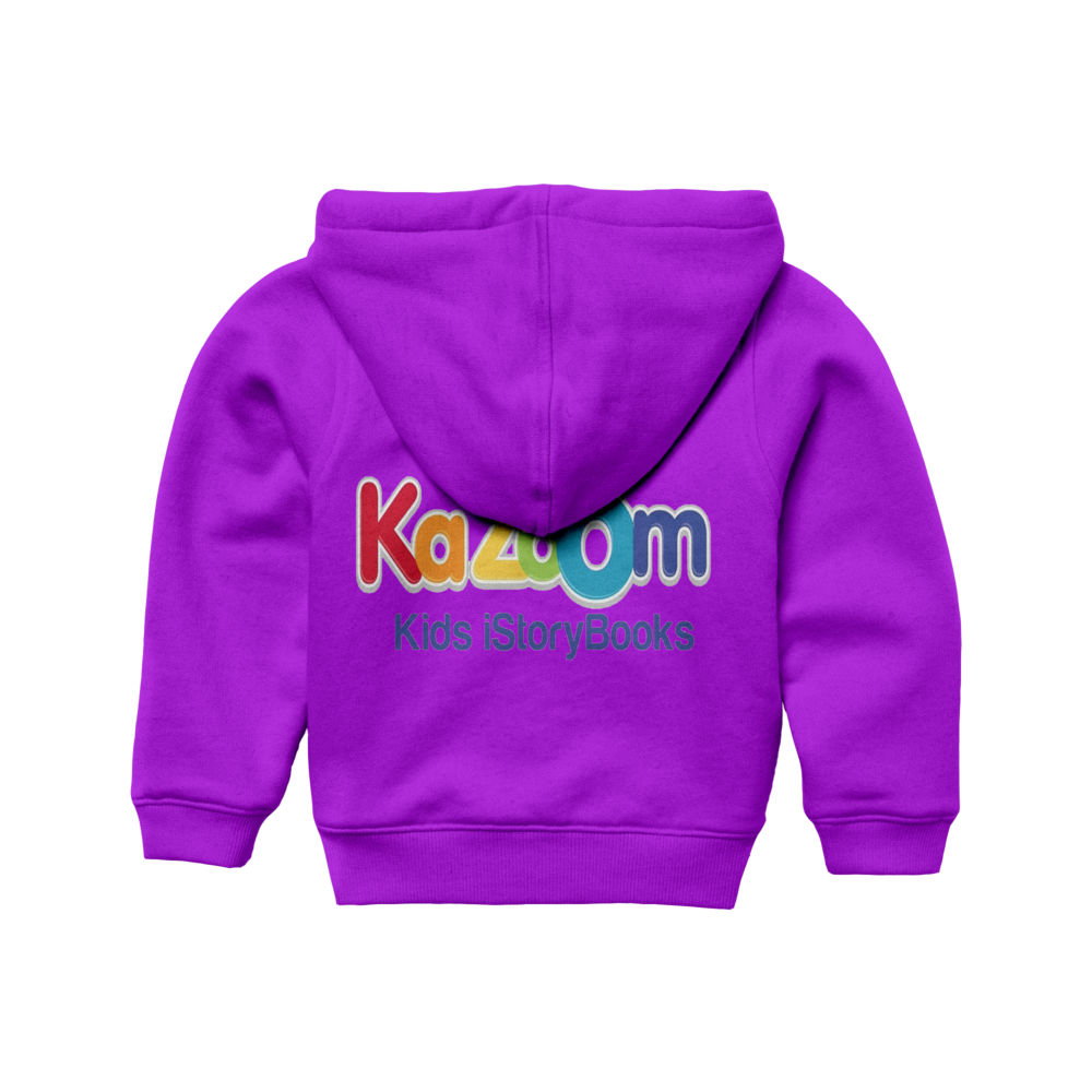 Kazoom Shirt back - Purple.png