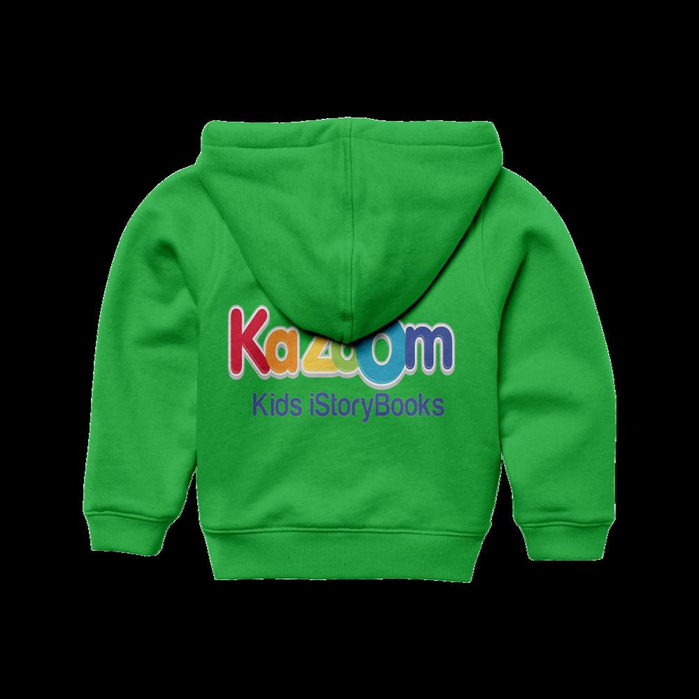 KaZoom shirt Green Back.png