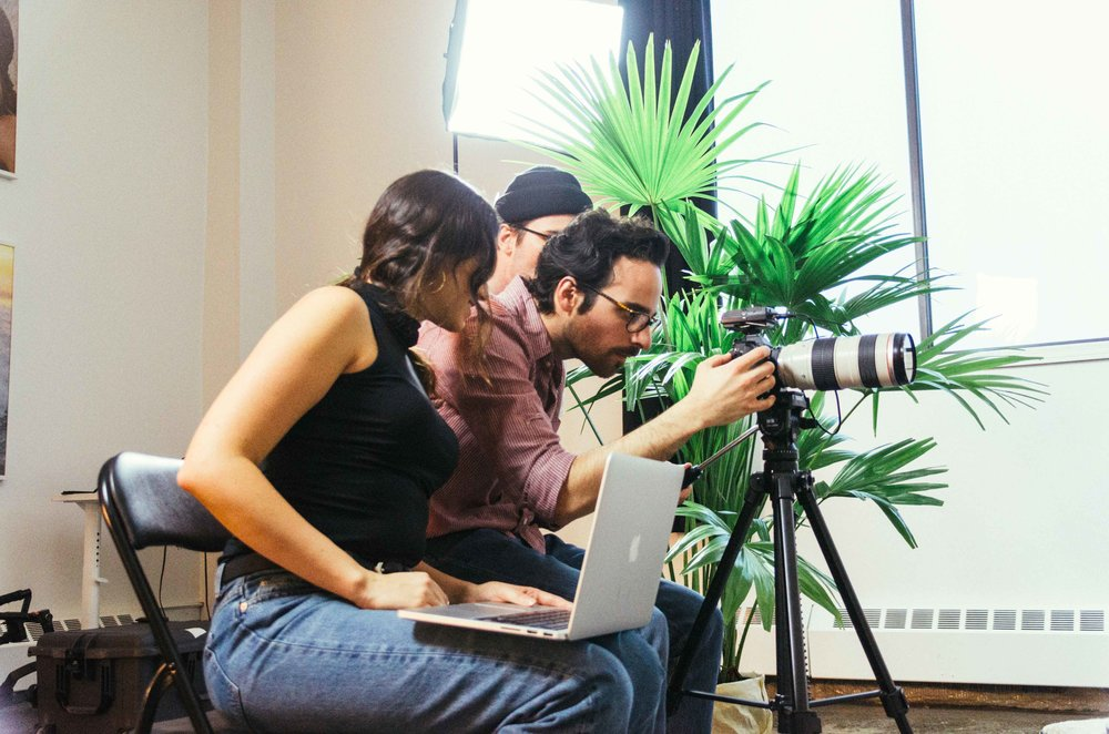 EVENTS / PRODUCTIONS   At HAVEN, we can help you create an amazing video or photo production in studio or on location. We also rent the space for curated workshops and events. Contact us to learn more!