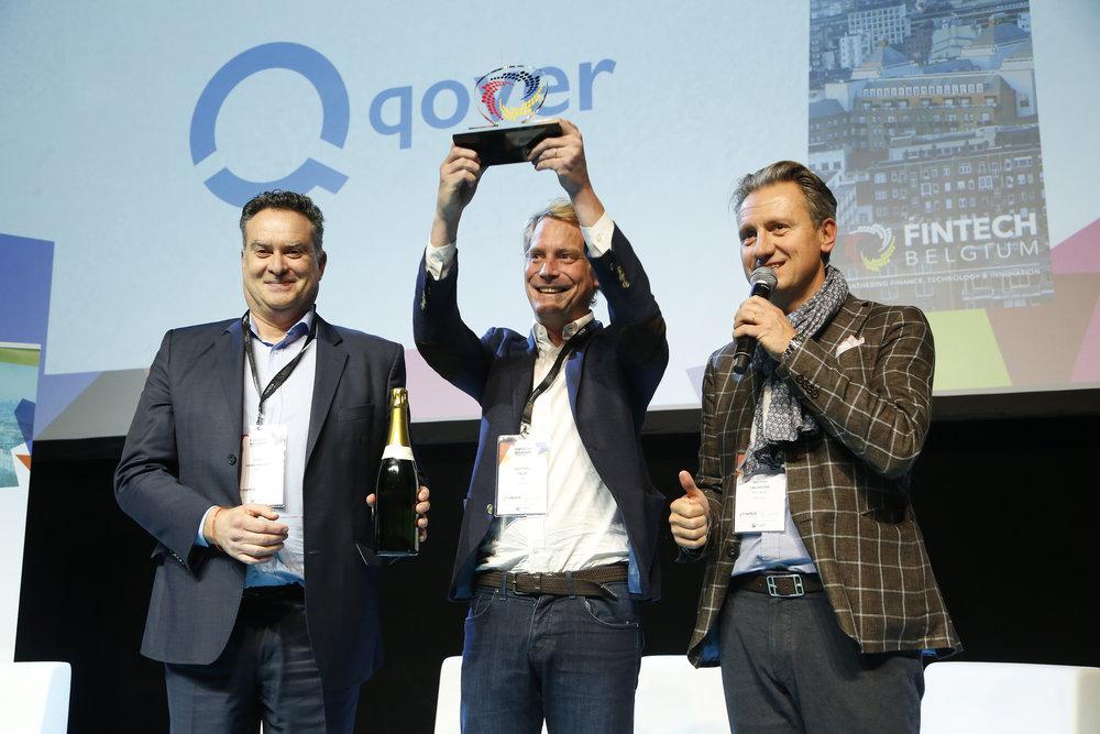 Qover Scale-upJury Prize -