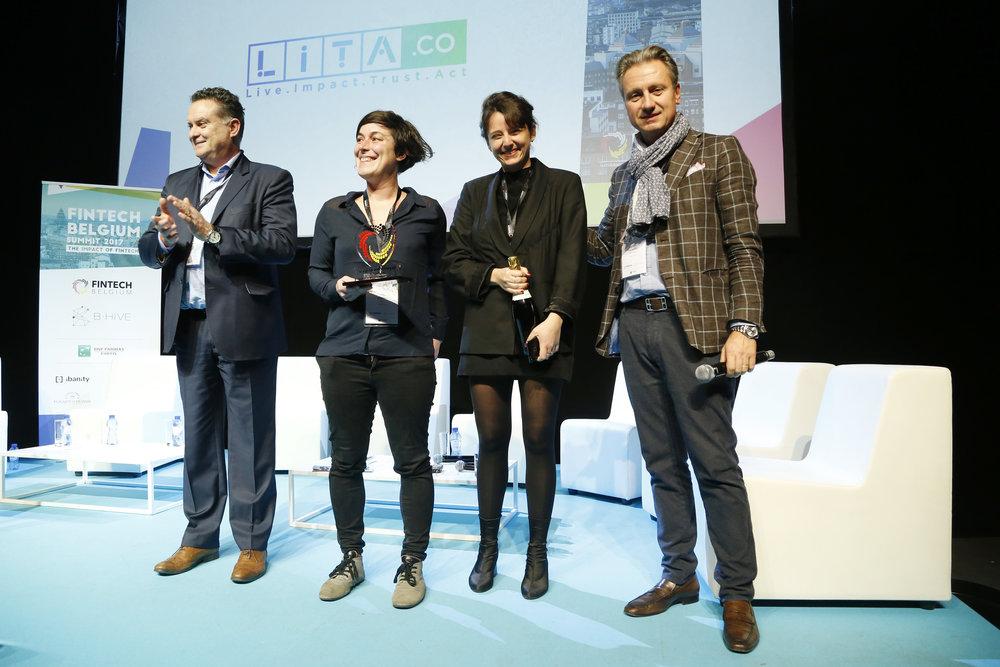 LITA.co - Scale-upPublic Prize -