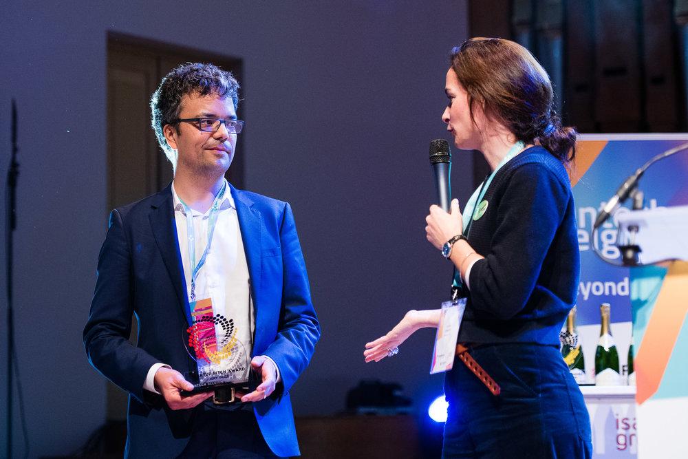 Startup - Jury Prize  Company: Yields.io