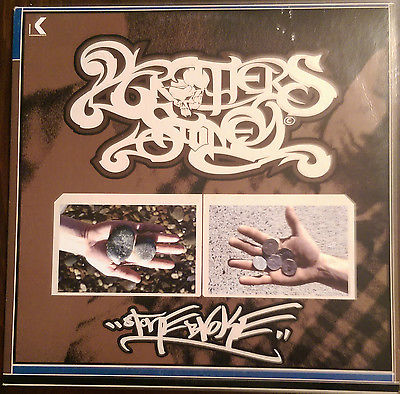 K-002 - 2003  Brothers Stoney - Stone Broke - Vinyl LP  Vinyl out of press