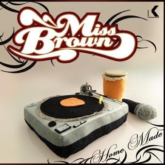 K-004 - 2005  Miss Brown - Home Made - CD   www.shop.karsniogenics.com.au