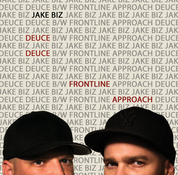 K-012 - 2012 Jake Biz - Deuce Deuce - 7inch Vinyl Vinyl out of press