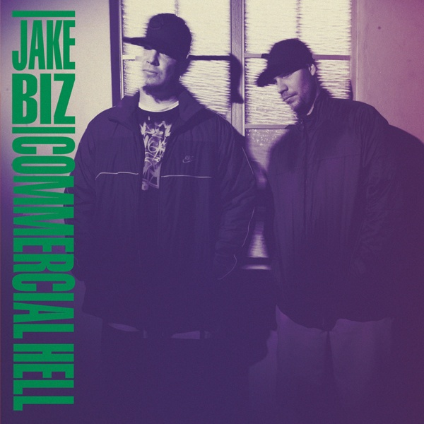 K-013 - 2012  Jake Biz - Commercial Hell - CD   www.shop.karsniogenics.com.au   Click cover for iTunes purchase