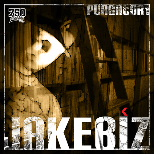 K-009 - 2009 Jake Biz - Purgatory - CD CD out of press