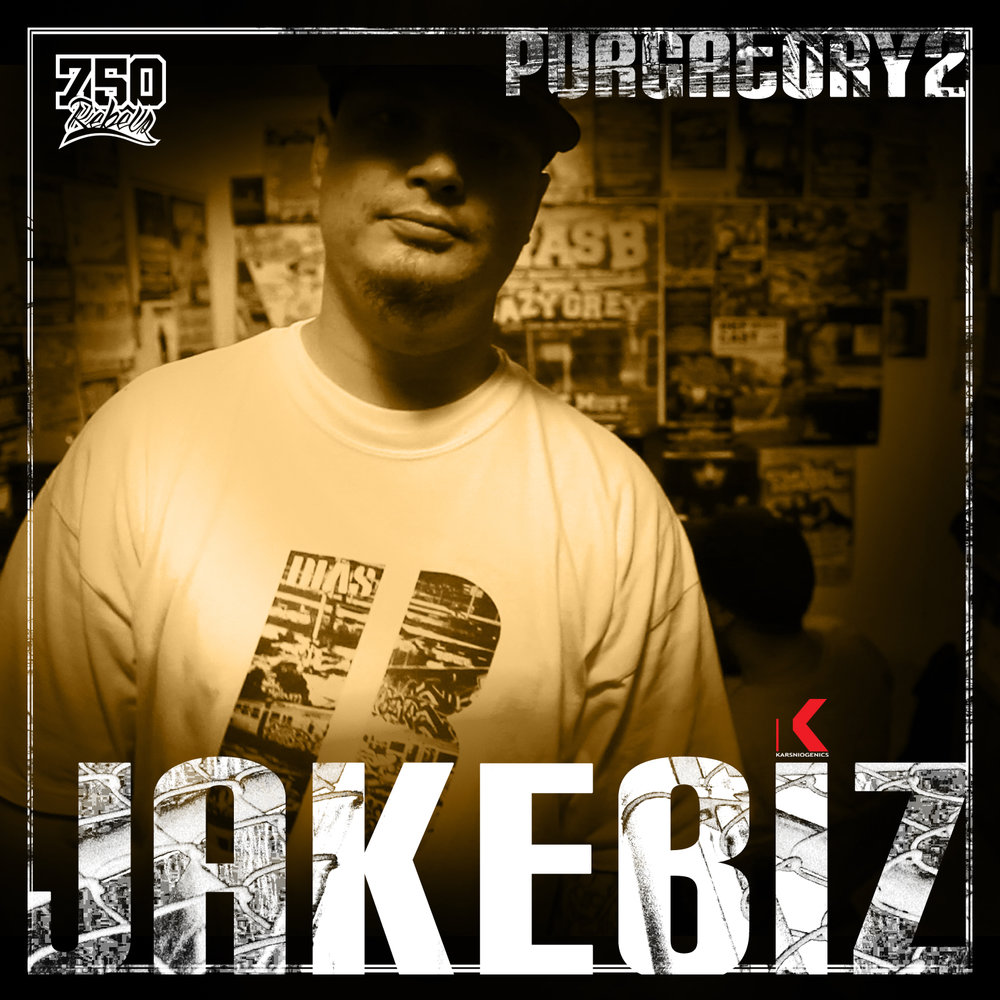 K-011 - 2011 Jake Biz - Purgatory 2 - CD CD out of press