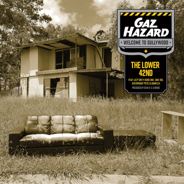 Gaz Hazard %22The Lower 42nd%22 - Digital Cover.jpg