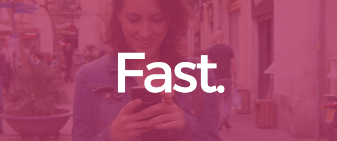 Fast:  Get organized and instant insights on the corporate level from massive amounts of feedback for your bank.