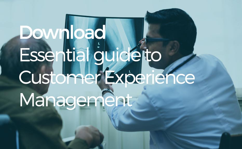 Download guide to customer experience management in dental industry