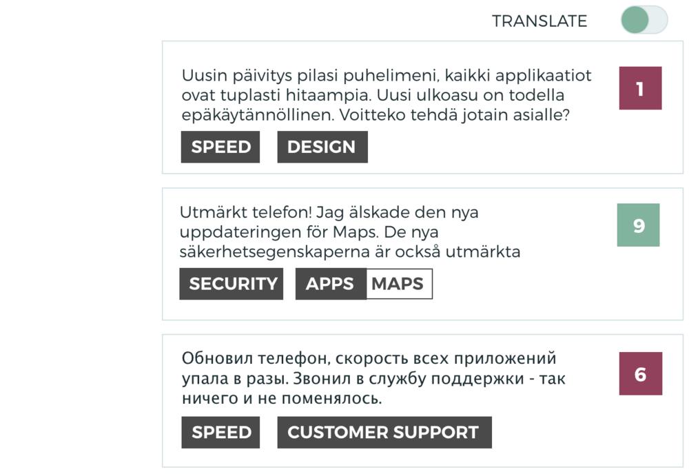 Close the customer feedback loop software