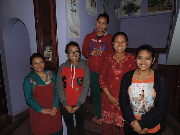 Khanda Khanda - Khanda Khanda trained formerly trafficked women in Nepal to become tour guides in the Himalayas. They now run their own tour guide business!
