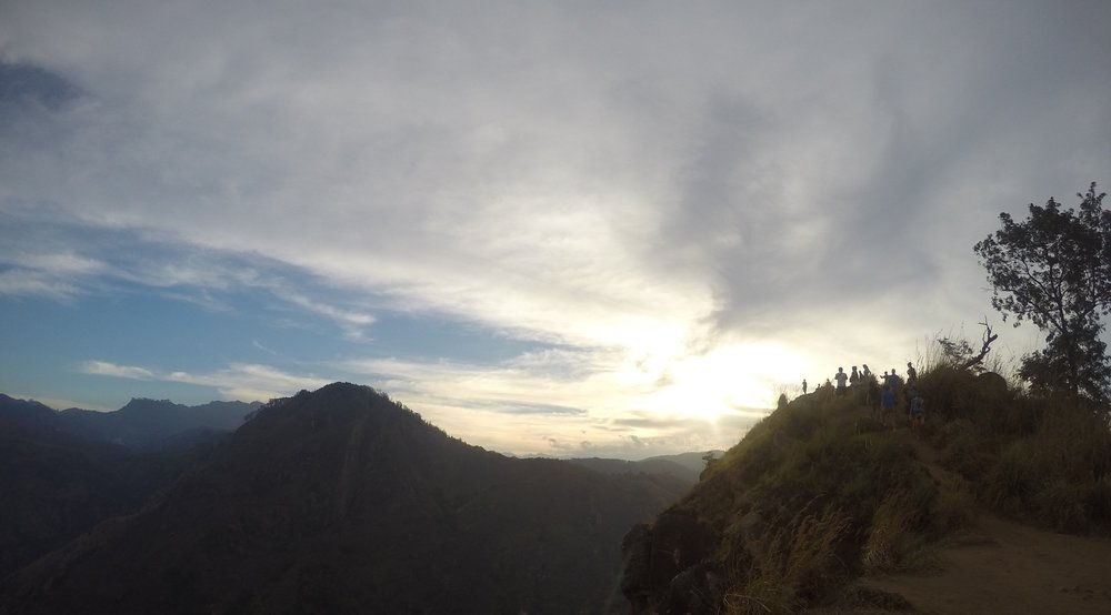 Top of Little Adam's Peak