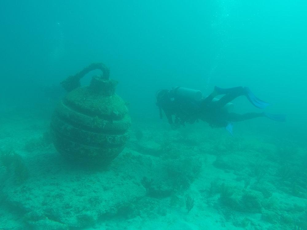 MUSA - Underwater Museum
