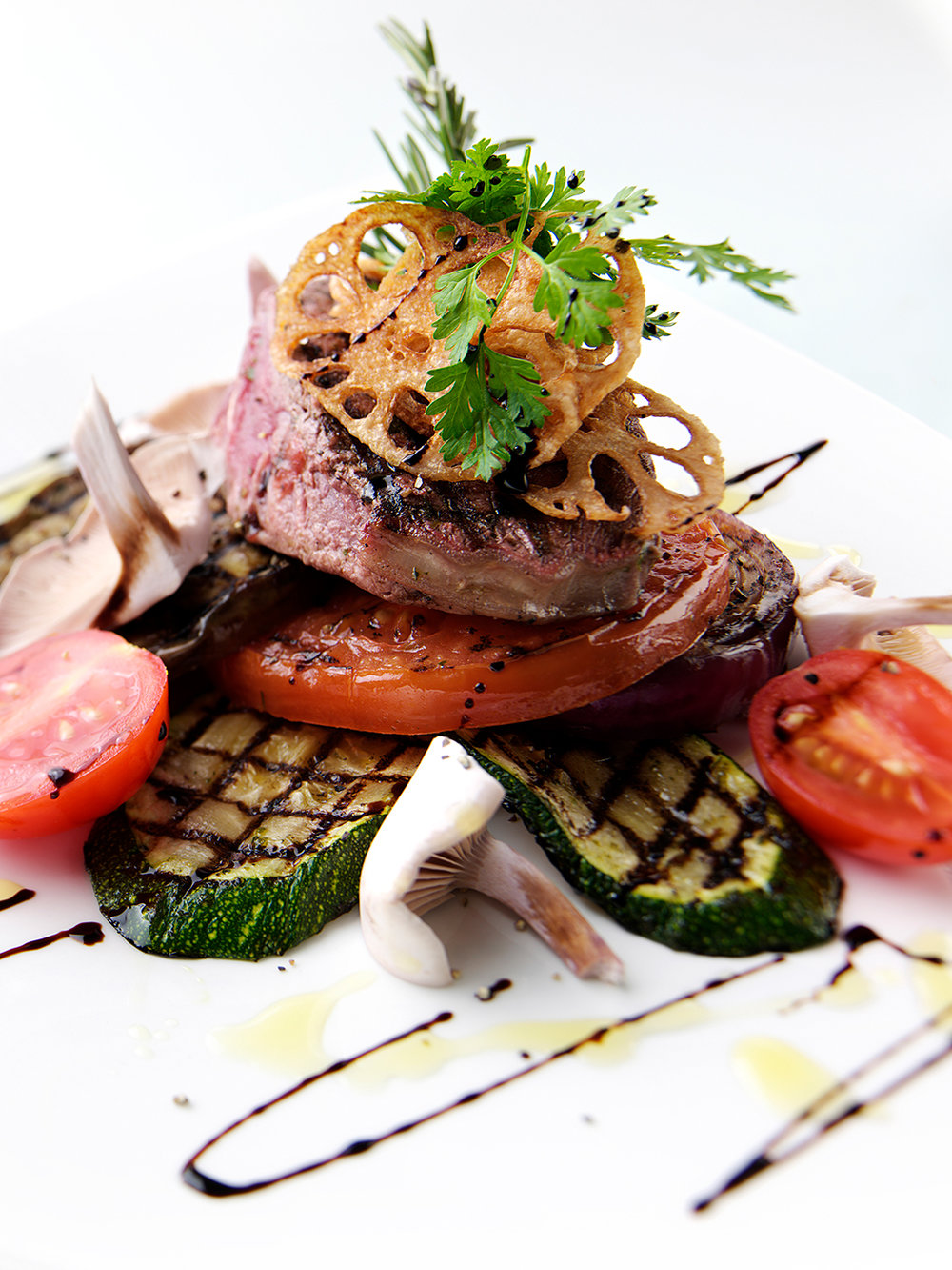 Roast beef restaurant style