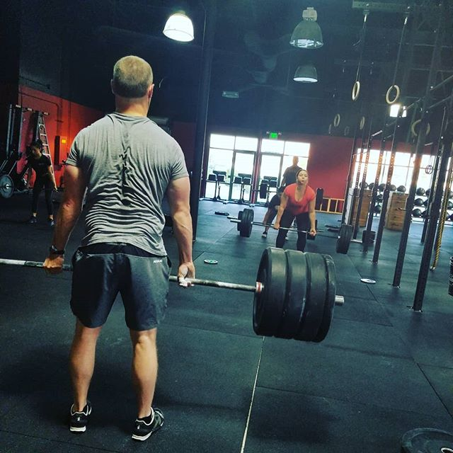Behind every fear is the person we want to be.  Raise your standards.  #fitness #reno #homemeansnevada #fit #gym #crossfit #fitnessmotivation #fitspo #fitfam #strength #wellness #health #community