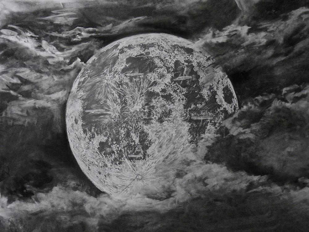 The Landscape of the Moon