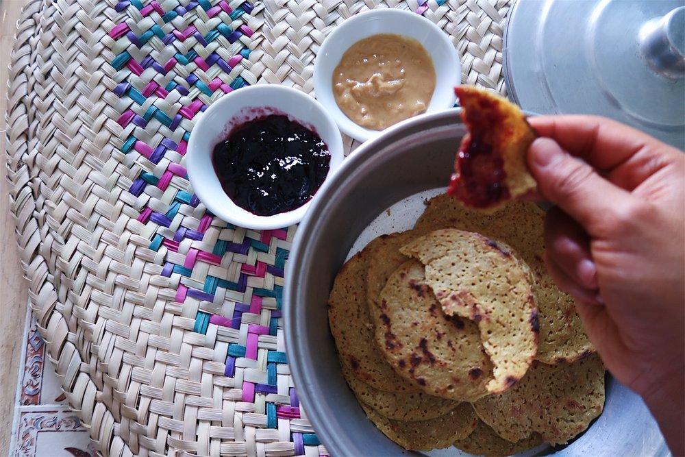 Saudi Pancakes! -