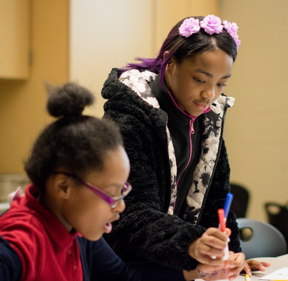Girls Count Math Club - The goal of this program is to inspire girls to excel in mathematics by offering a cool, girls-only club culture that includes fun math activities and games. The Girls Count Math Club is designed for girls in the 3rd through 5th grades.Students meet once a week, for one hour with a teacher/club leader. Each club is designed for approximately 20 participants and the program lasts for 6 weeks. The participants are introduced to a new topic each week, followed by a hands-on activity that utilizes the math concepts they are learning. The latter part of each club meeting includes math games that help students with math facts such as addition, subtraction, multiplication, and division. Girls are rewarded each week for winning games and participating with incentives. Girls Count takes a subject like math, which many girls dread, and turns it into a fun, hands-on experience that they can share with their friends.