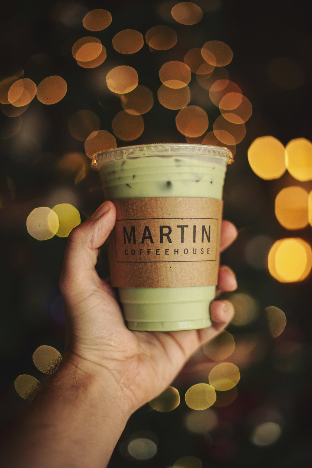 Sweet Matcha Latte