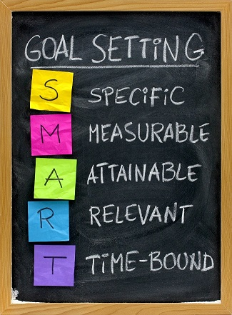 SMART goals Show Up Fitness Show Up Fitness personal training academy