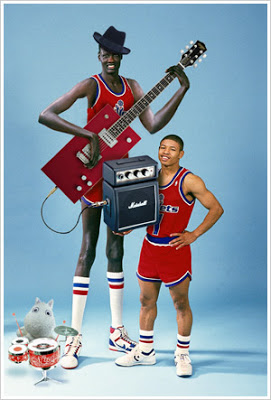 how to squat manute bol and muggsy bogues Show Up Fitness