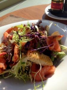 EPIC Sana's gloriously fresh and colourful salads