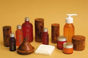 Wild Wood Groves ethical argan oil treats