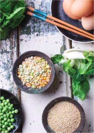 menopause foods beans