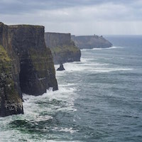 UNESCO protected Cliffs of Moher