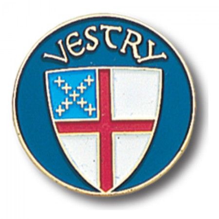 The vestry meets at 6:00 pm every third Tuesday of the month, except July.Meetings are held in the Cleaver Room.All are welcome to attend. -