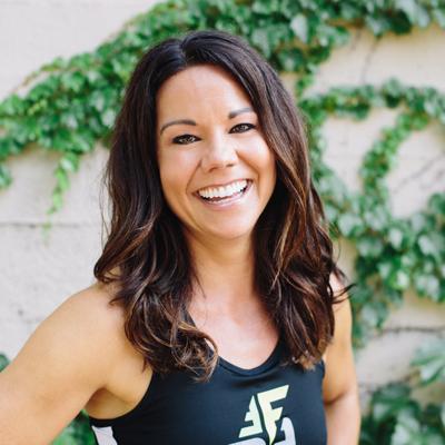 Kristin Shane, founder of Fly Feet Running