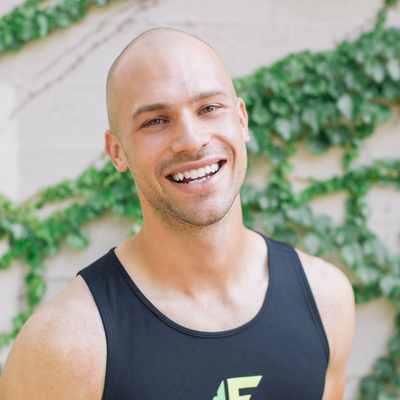 Jason Dehler, VP and General Manager at Fly Feet Running