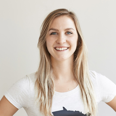 Laura Docherty, coach at Fly Feet Running