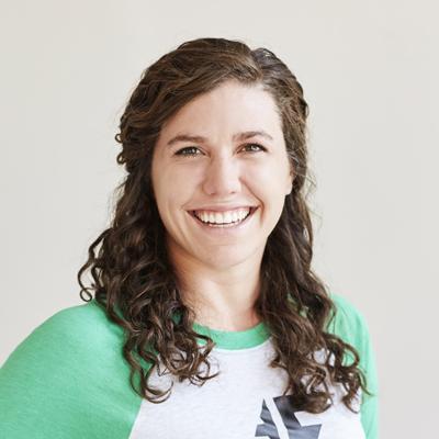 Rachel Beise, coach at Fly Feet Running