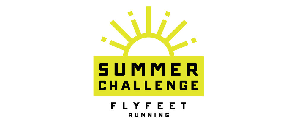 Fly Feet Running Summer Challenge