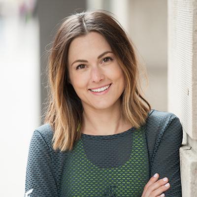 Brenna Kolar, Sales Associate at Fly Feet Running