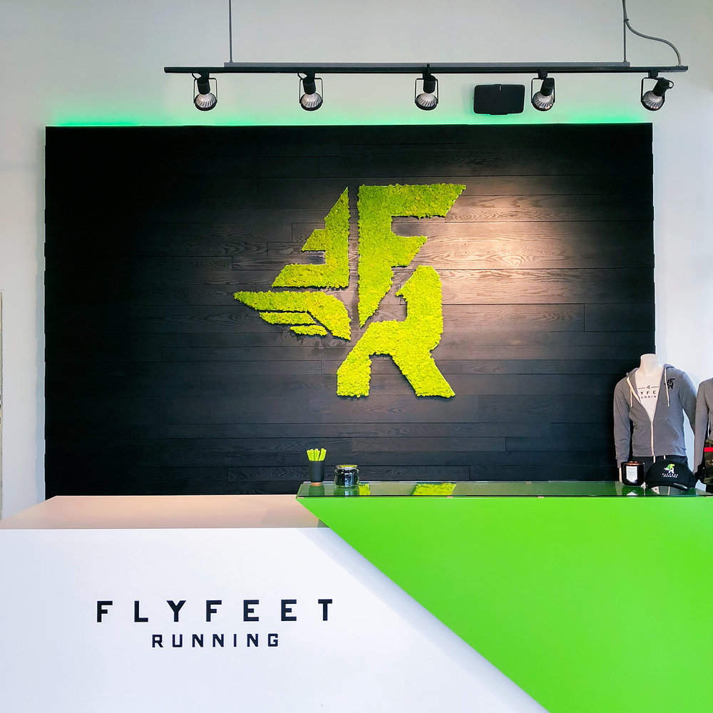 Fly Feet Running - Wayzata Studio